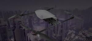drone híbrido
