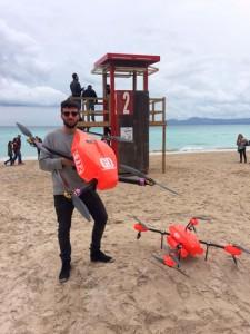 dronepedia auxdron & hibrix
