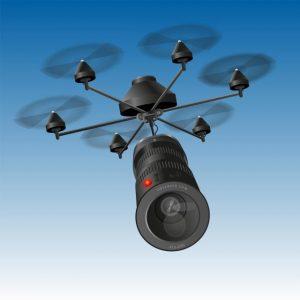 Dronepedia drones hacienda