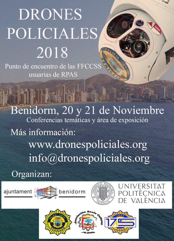 Drones Policiales 2018